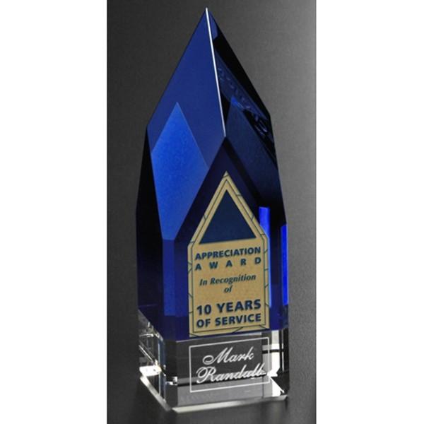 """9"""" Monolith Indigo Award - 6873"""