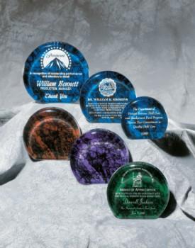 """5"""" Marble Aurora Acrylic - ARR5"""