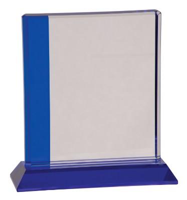 """7"""" Blue Edge Crystal - CRY534S"""
