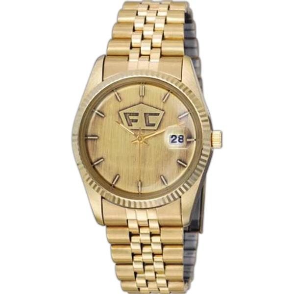 Mens Saturn Medallion Watch - D1326