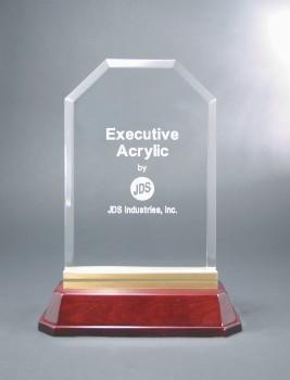 """8 1/2"""" x 11 1/2"""" Executive Acrylic Award - EXA11"""