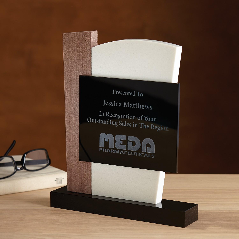 Tri-Stone Mixed Media Award - IC7441