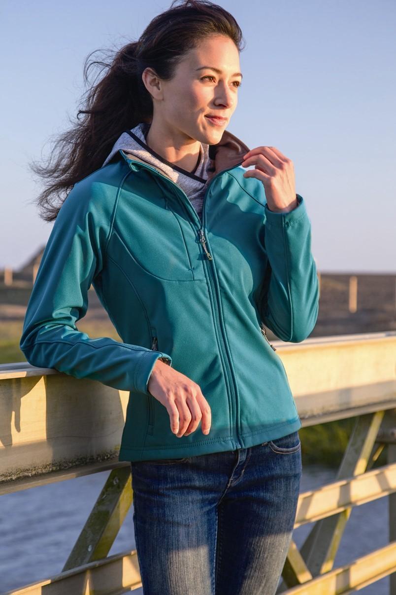 CalSHRM Landway Ladies Matrix Soft Shell Jacket - 9902D e5e7682da4