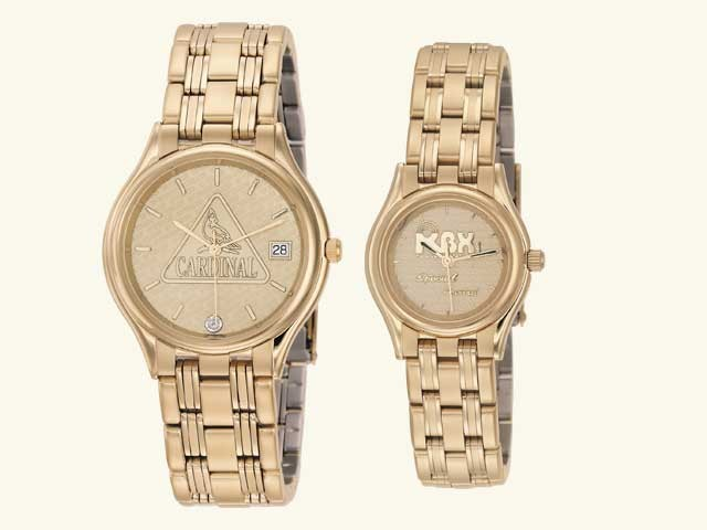 Mens Century Medallion - Gold Watch - S2806