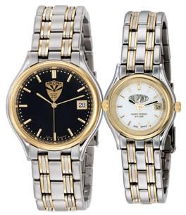 Ladies Century Two-tone Watch - S2861