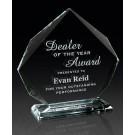 Clear Glass Award - FS-951