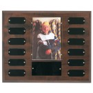 "10 1/2"" x 13"" Perpetual 4"" x 6"" Photo Plaque - PTP3"