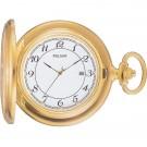 Pulsar Gold-Tone Pocket Watch - PXD198